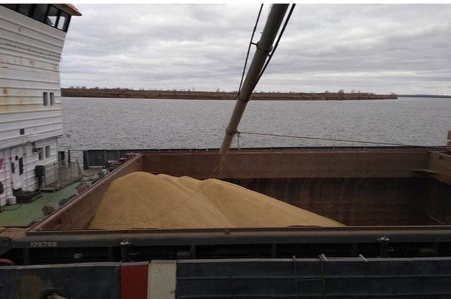 Экспорт зерна из Башкирии