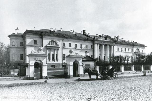 Павловская больница, Москва