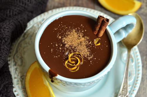 Для этого торта нужен 70-процентный горький шоколад.