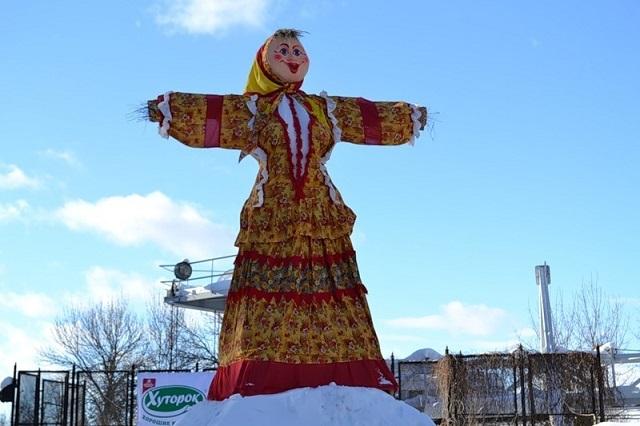 Масленица-2013: больше, больше гламура, и макияжа, и маникюра!