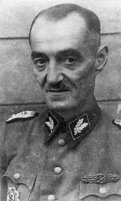 Оскар Дирлевангер.