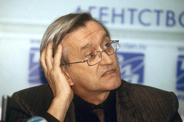 Павел Вощанов.