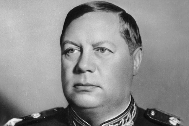 Федор Толбухин.