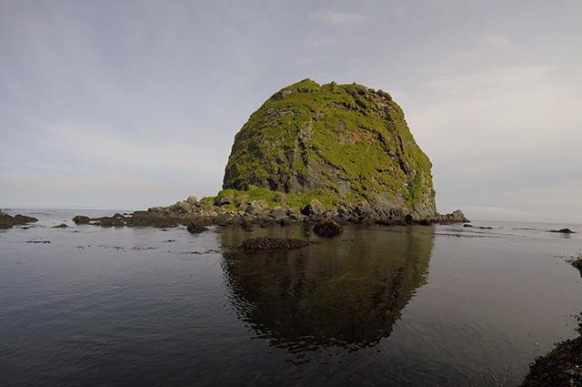 Остров Уруп - одно из самых красивых мест в России