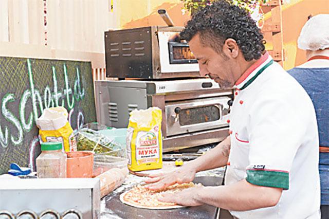 Из отечественной муки получается отличная итальянская пицца.