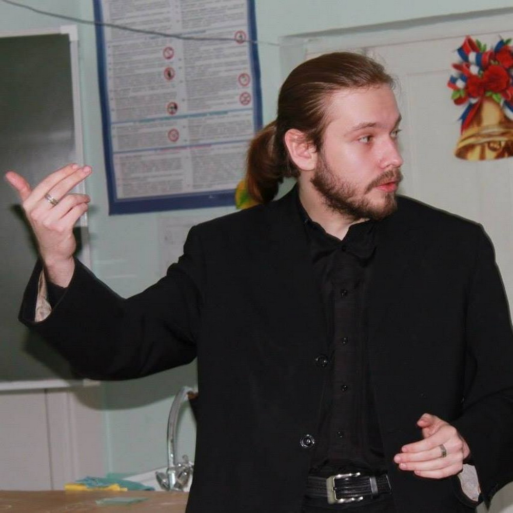 научный руководитель Школы астрономии KantrSkrip Павел Скрипниченко