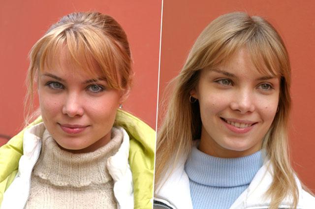 Татьяна и Ольга Арнтгольц.