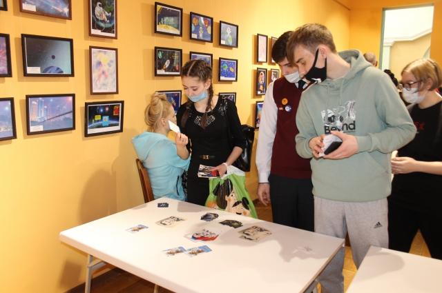 В мультипроект вошли работы детской компьютерной графики «Свет далёких планет».