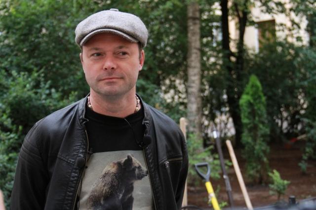 Поддержал акцию известный российский актер Илья Носков