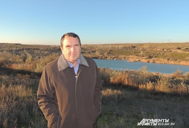 Александр Курнаков действующий глава Ерзовского поселения