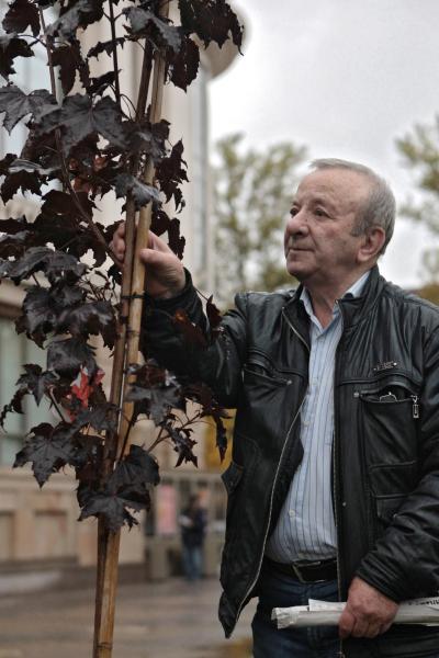 Кинорежиссёр Евгений Татарский