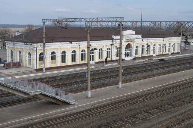 Станция Чертково потеряет статус пассажирской