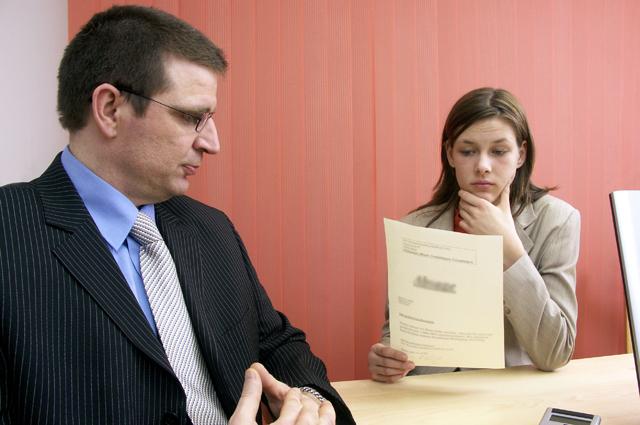 Собеседование, работа, офис, карьера, бизнес