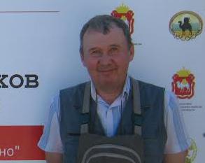 Челябинский квасовар Геннадий Воронин