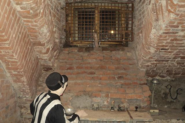 Тюрьма и тюремный музей