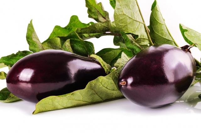 Баклажаны полезны при сердечно-сосудистых заболеваниях.