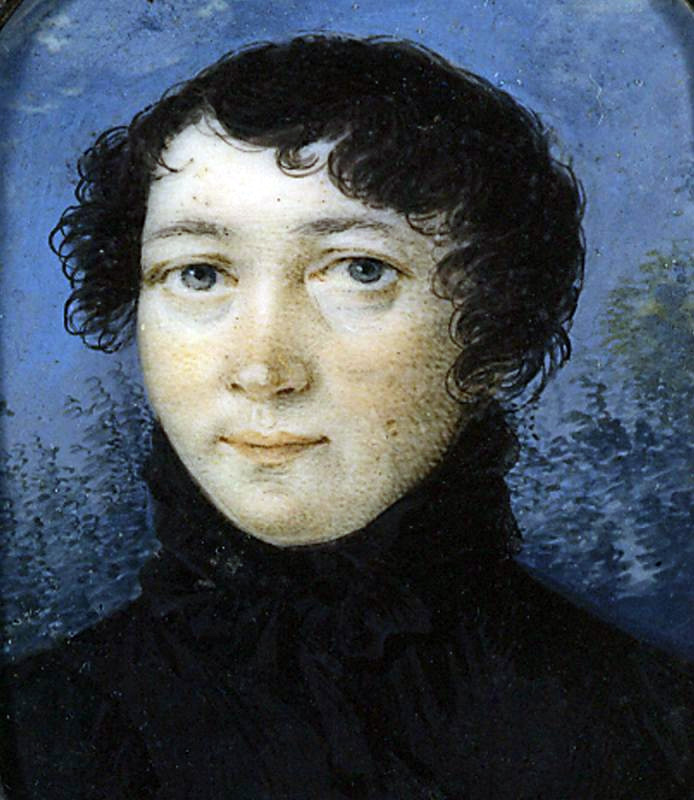 Варвара Петровна Лутовинова, мать писателя.