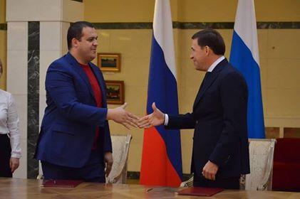 Хабиб Нурмагомедов и Умар Кремлев