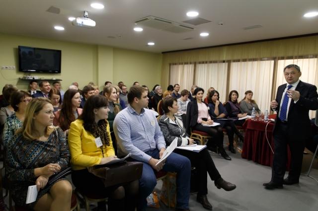 В Тюмени проходит II открытый Конгресс наставников России.