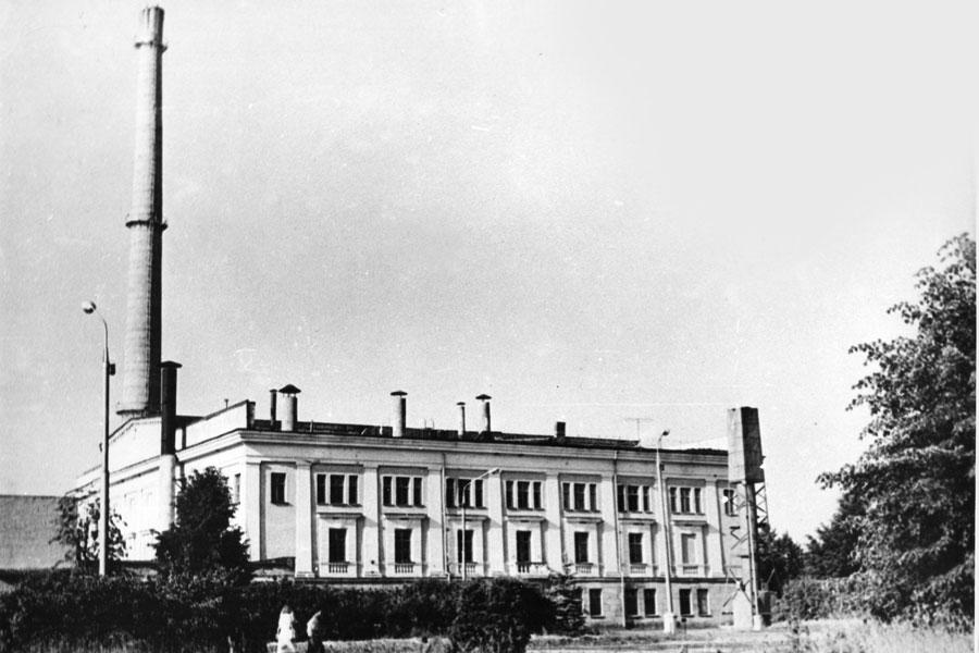 Обнинск. Первая в мире атомная электростанция