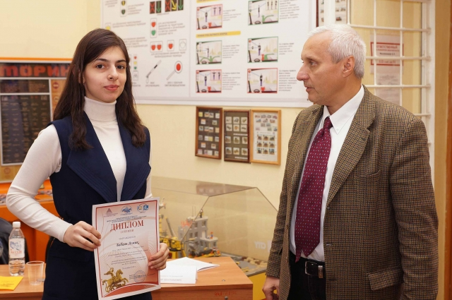 Владимир Чистяков: Преимущество академии в том, что студент может найти себя в любой дисциплине.