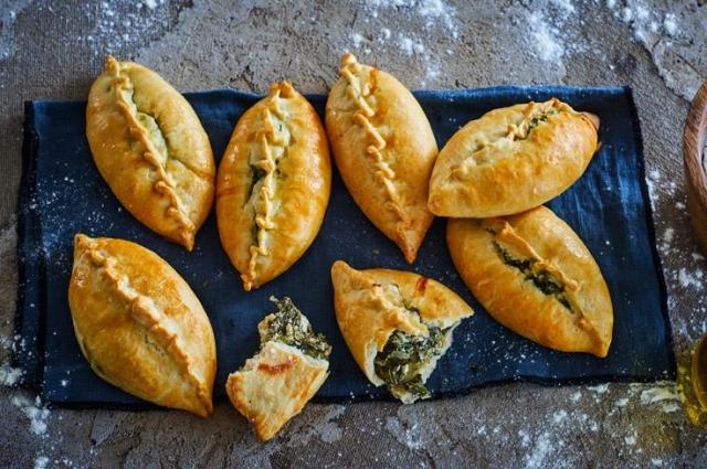 Пирожки с лебедой, которыми славится кухня донских армян