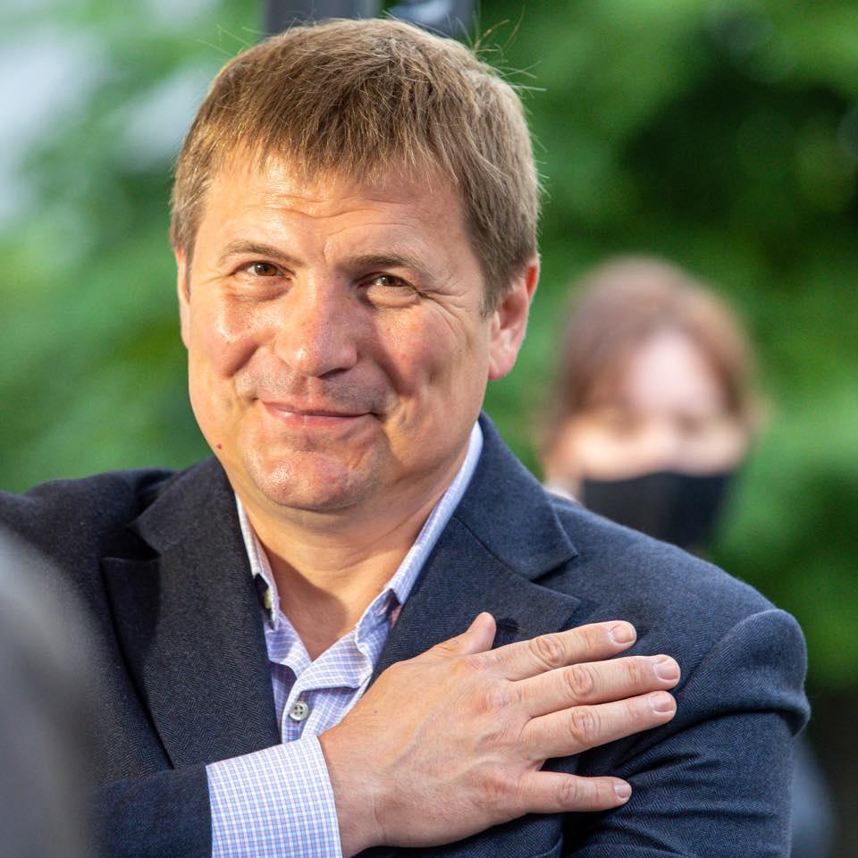 Сергей Рыбаков.