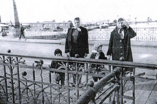 Мост через Преголю.
