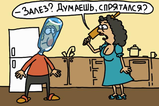 У фразы «лезть в бутылку» петербургские корни.