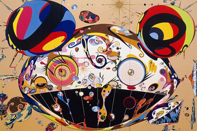 Такаси Мураками. Тан Тан Бо, 2001 год