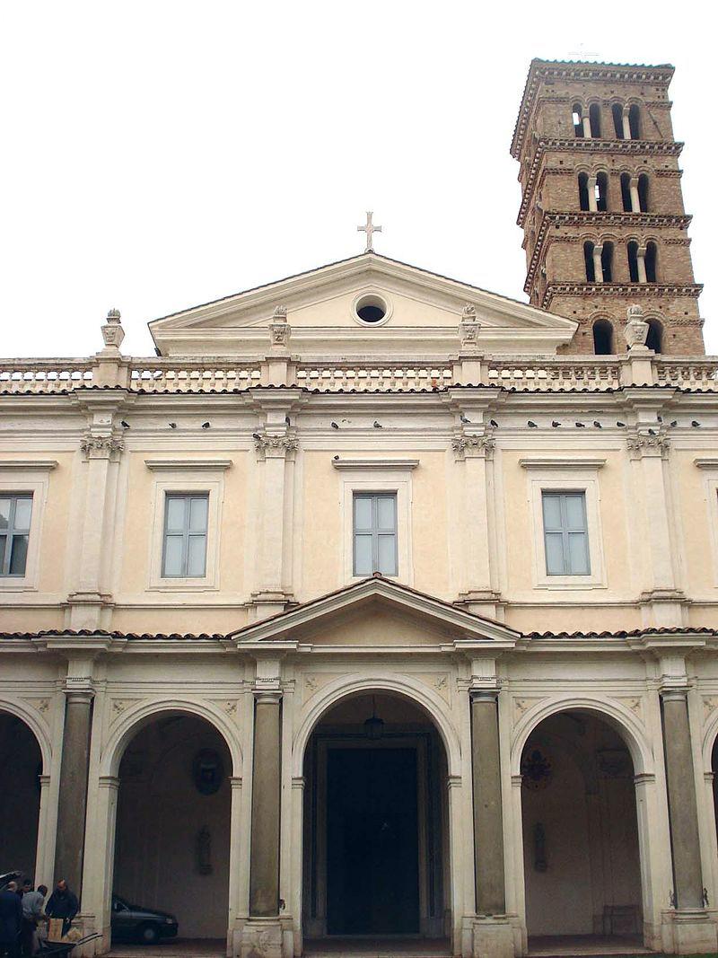 Базилика Святых Вонифатия и Алексия («Мадонна ди Сант-Алессио»)