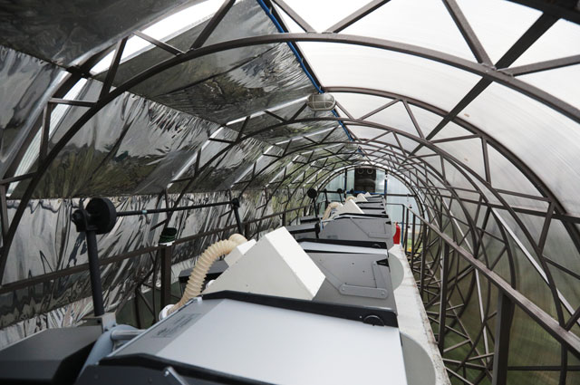 Многоканальная система широкоугольного оптического мониторинга высокого временного разрешения Мини-МегаТОРТОРА (ММТ) большого телескопа азимутального (БТА), расположенного на территории Специальной астрофизической обсерватории Российской академии наук.