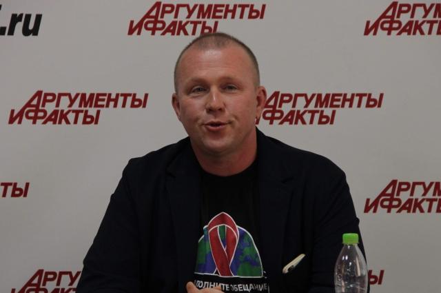Юрий Авдеев, руководитель независимой организации «Есть мнение».