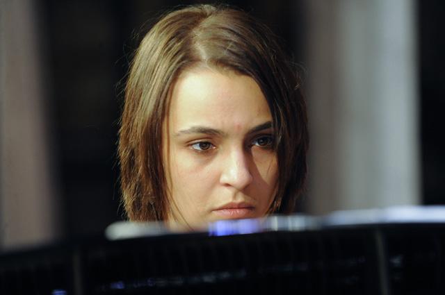 Ксения Башмет. 2010 г.