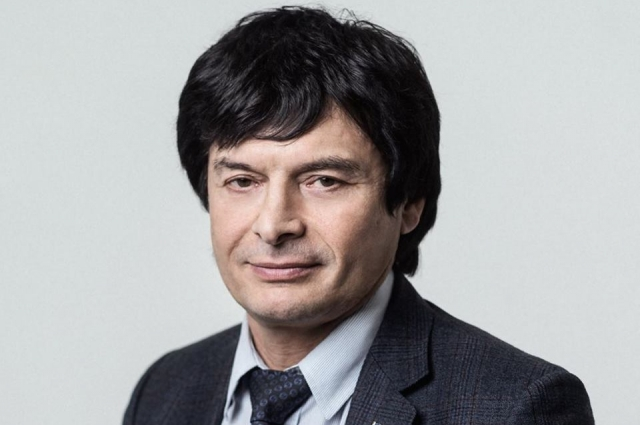 Сергей Скворцов.