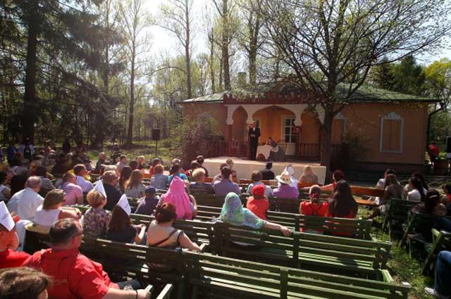 Фестиваль Московская весна в 2013 году