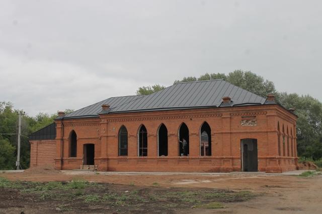 Водонасосная станция в скором времени может стать точкой притяжения для жителей Бузулука.