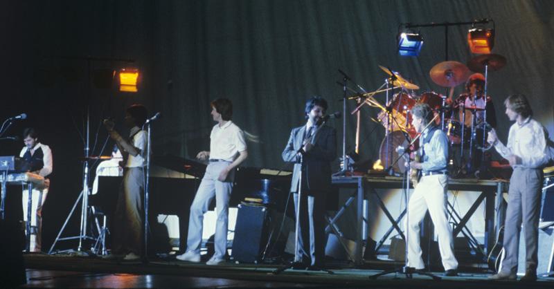 Группа «Цветы», 1985 г.