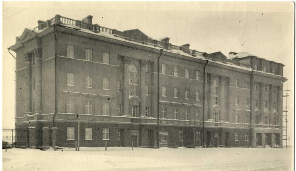 Дом на ул. Ленина, 60А. Фото сделано до 1959 года.
