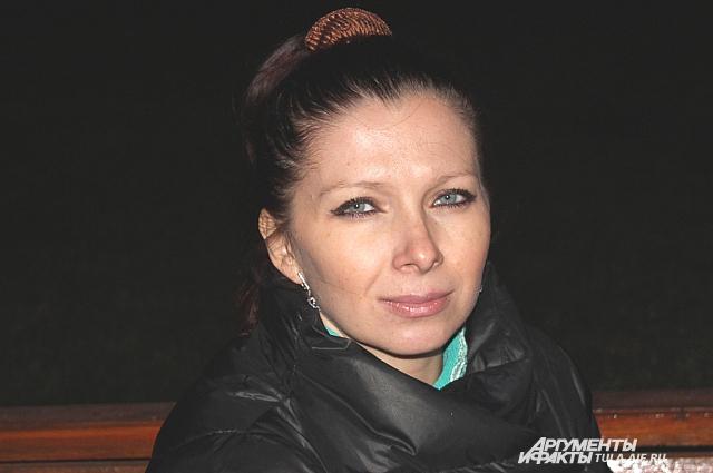 Елена Прохорова.