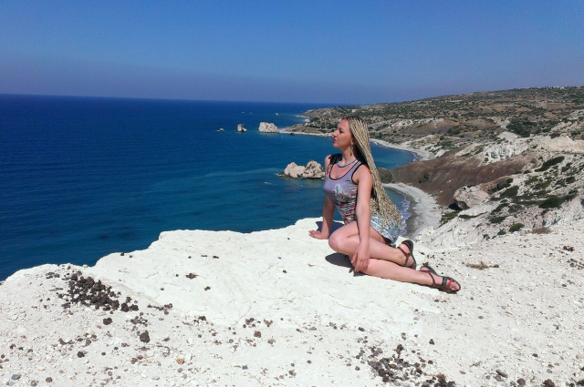 омичи охотно едут отдыхать на Кипр.