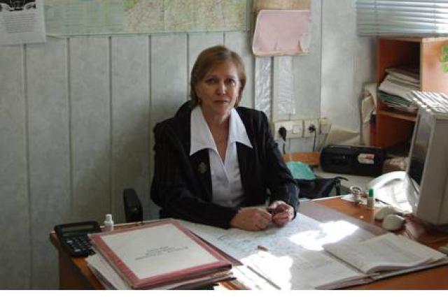 Роза Шафикова.