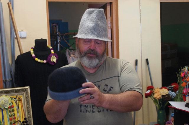 Войлочные шапки были самым распространенным на Руси головным убором.