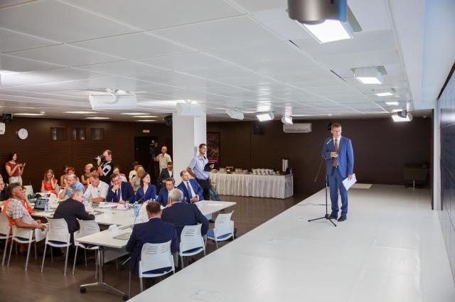Представители экспертного клуба ВЦИОМ «Платформа» выступили 16 августа на дискуссионной площадке в Омске.