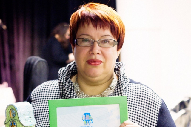 Юлия Швыряева.