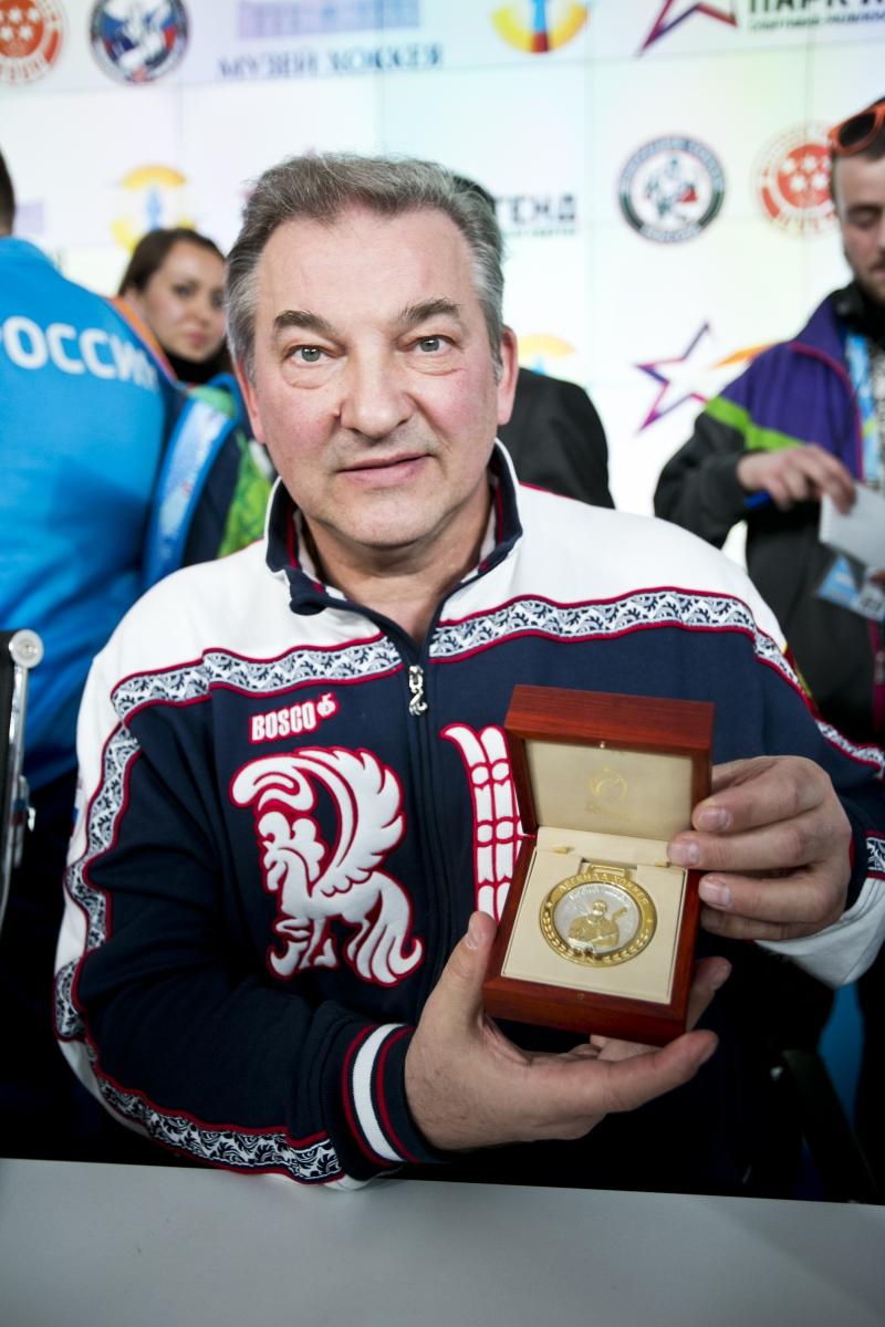 Владислав Третьяк.