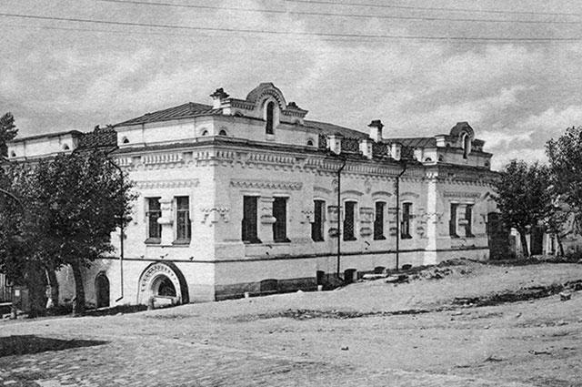 Ипатьевский дом (Музей Революции), 1930 год.