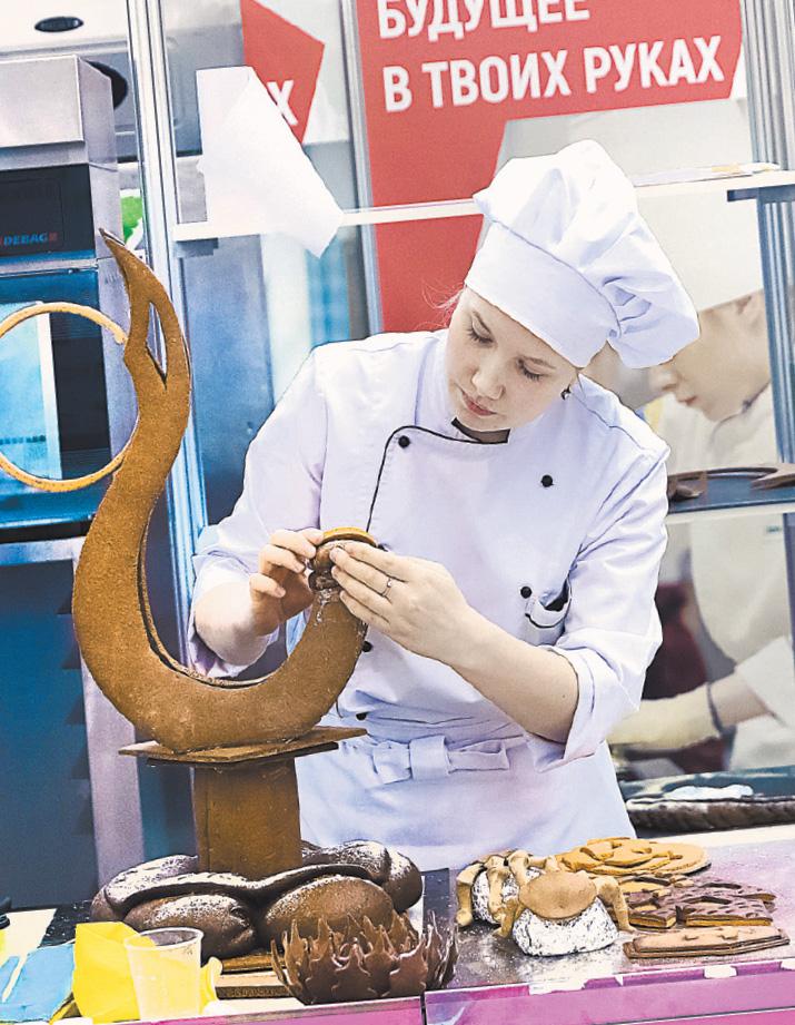 Побеждает тот, кто умеет печь и вкусный, и красивый хлеб.