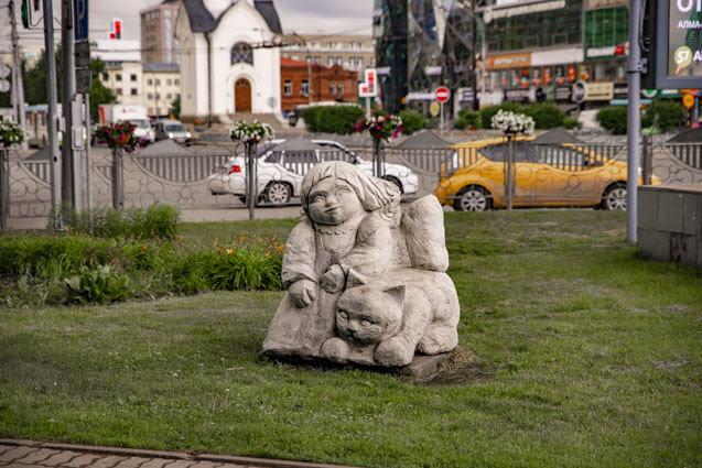 В Новосибирске много интересных памятников культуры.