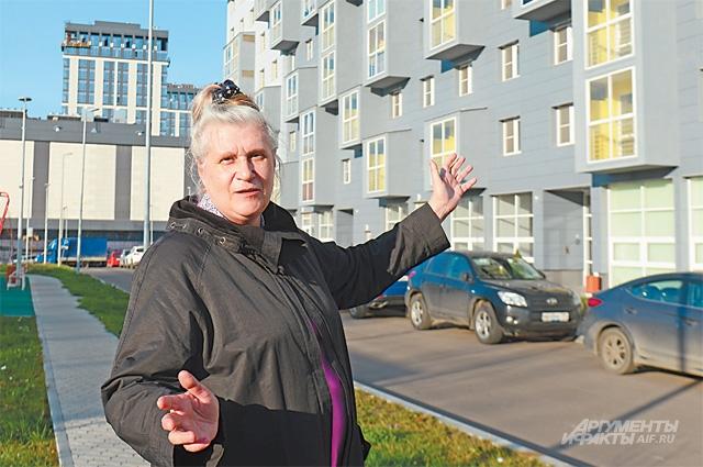 Елена Демидова показывает дом, который оказался для неё исполнением мечты.